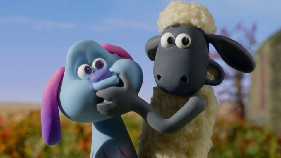 Trailer du film Shaun le Mouton Le Film : La Ferme Contre-Attaque ...